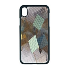 Geometry Diamond Iphone Xr Seamless Case (black) by Sparkle