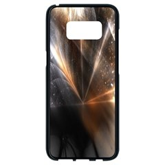 Flash Light Samsung Galaxy S8 Black Seamless Case by Sparkle