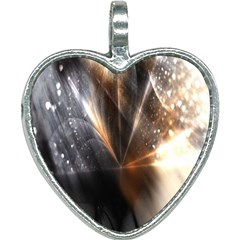 Flash Light Heart Necklace