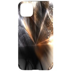 Digital Geometry Iphone 11 Pro Max Black Uv Print Case by Sparkle