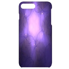 Violet Spark Iphone 7/8 Plus Black Uv Print Case