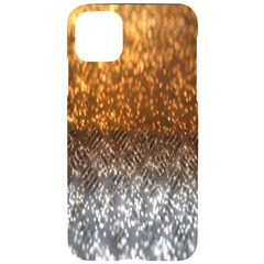 Glitter Gold Iphone 11 Pro Max Black Uv Print Case
