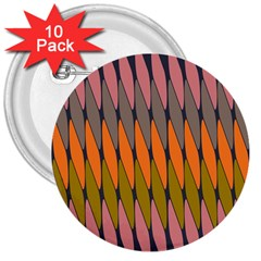 Zappwaits - Your 3  Buttons (10 pack)