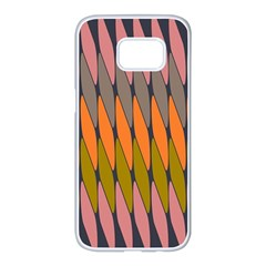 Zappwaits - Your Samsung Galaxy S7 edge White Seamless Case