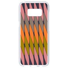 Zappwaits - Your Samsung Galaxy S8 White Seamless Case