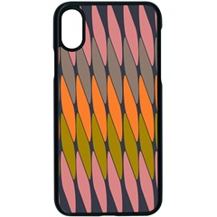 Zappwaits - Your iPhone XS Seamless Case (Black)