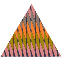 Zappwaits - Your Wooden Puzzle Triangle