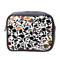 Zappwaits - Words Mini Toiletries Bag (two Sides) by zappwaits