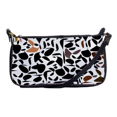 Zappwaits - Words Shoulder Clutch Bag by zappwaits
