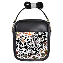 Zappwaits - Words Girls Sling Bag