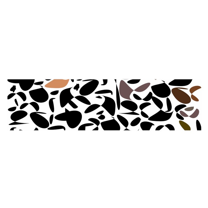 zappwaits - words Satin Scarf (Oblong)