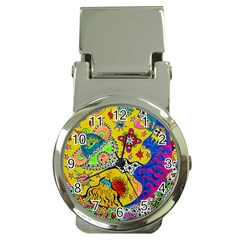 Supersonicplanet2020 Money Clip Watches
