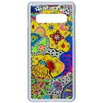 Supersonicplanet2020 Samsung Galaxy S10 Seamless Case(White) Front