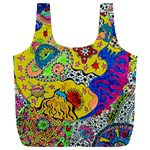 Supersonicplanet2020 Full Print Recycle Bag (XXXL) Back