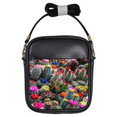 Cactus Girls Sling Bag by Sparkle