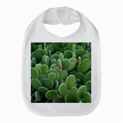 Green Cactus Bib by Sparkle