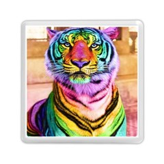 Rainbowtiger Memory Card Reader (square) by Sparkle