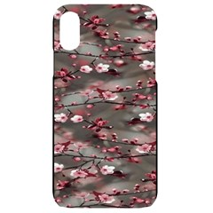 Realflowers Iphone Xr Black Uv Print Case