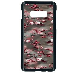 Realflowers Samsung Galaxy S10e Seamless Case (black)