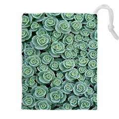 Realflowers Drawstring Pouch (3xl)