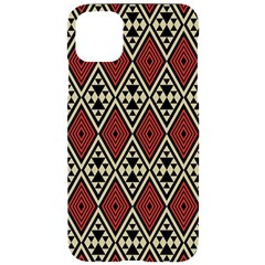 Motif Boho Style Geometric Iphone 11 Pro Max Black Uv Print Case