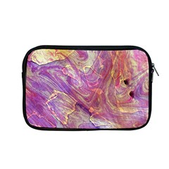 Marbling Abstract Layers Apple Macbook Pro 13  Zipper Case