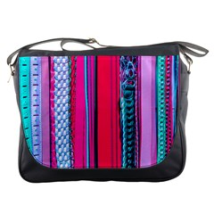 Fashion Belts Messenger Bag by essentialimage