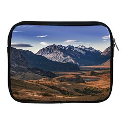 Mountain Patagonian Landscape, Santa Cruz, Argentina Apple Ipad 2/3/4 Zipper Cases by dflcprintsclothing