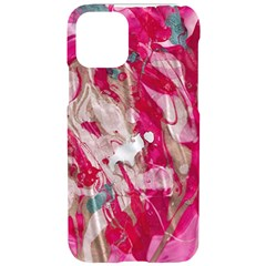 Magenta On Pink Iphone 11 Pro Black Uv Print Case by meanmagentaphotography