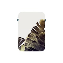 Vintage Banana Leaves Apple Ipad Mini Protective Soft Cases by goljakoff