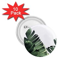 Banana Leaves 1 75  Buttons (10 Pack) by goljakoff