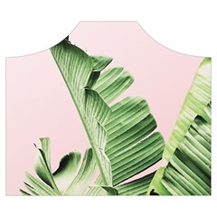 Palm Leaf Wearable Blanket by goljakoff