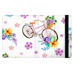 Cycle Ride Apple Ipad Pro 12 9   Flip Case by designsbymallika