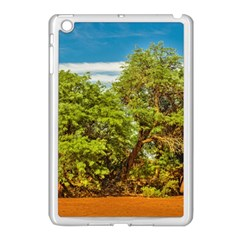 Carob Tree, Talampaya National Park, La Rioja, Argentina Apple Ipad Mini Case (white) by dflcprintsclothing