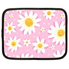 Sunflower Love Netbook Case (xxl)