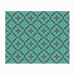 Tiles Small Glasses Cloth by Sobalvarro