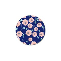 Floral Golf Ball Marker (10 Pack) by Sobalvarro
