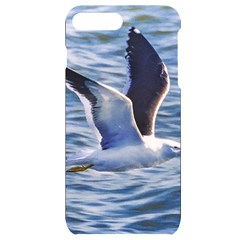 Seagull Flying Over Sea, Montevideo, Uruguay Iphone 7/8 Plus Black Uv Print Case