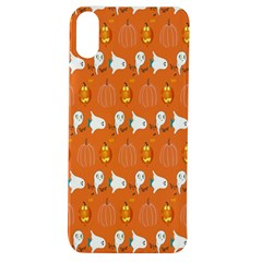 Halloween Apple Iphone Xs Tpu Uv Case