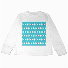 Halloween Kids Long Sleeve T-shirts by Sparkle