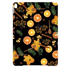 Honey Bee Pattern Apple Ipad Pro 10 5   Black Uv Print Case by designsbymallika
