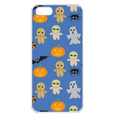 Halloween Iphone 5 Seamless Case (white)