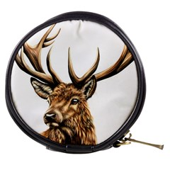 Stag Mini Makeup Bag