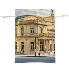 Solis Theater Exterior View, Montevideo, Uruguay  Lightweight Drawstring Pouch (xl) by dflcprintsclothing