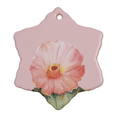 Rose Cactus Ornament (snowflake) by goljakoff