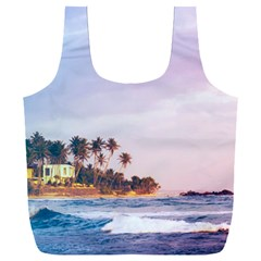 Seascape Full Print Recycle Bag (xxxl)