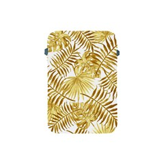 Golden Leaves Apple Ipad Mini Protective Soft Cases by goljakoff