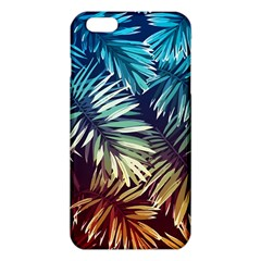Tropic Leaves Iphone 6 Plus/6s Plus Tpu Case by goljakoff