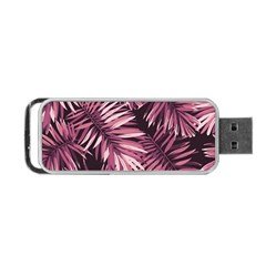 Rose Leaves Portable Usb Flash (two Sides) by goljakoff