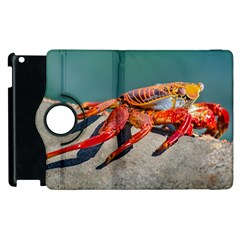 Colored Crab, Galapagos Island, Ecuador Apple Ipad 3/4 Flip 360 Case